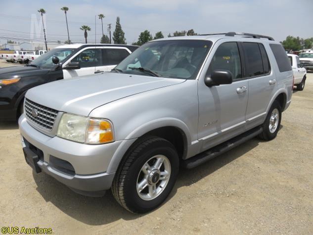 2002 Ford Explorer For Sale >> 2002 Ford Explorer Xlt