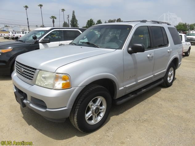 2002 Ford Explorer Xlt >> 2002 Ford Explorer Xlt For Sale In Ontario California