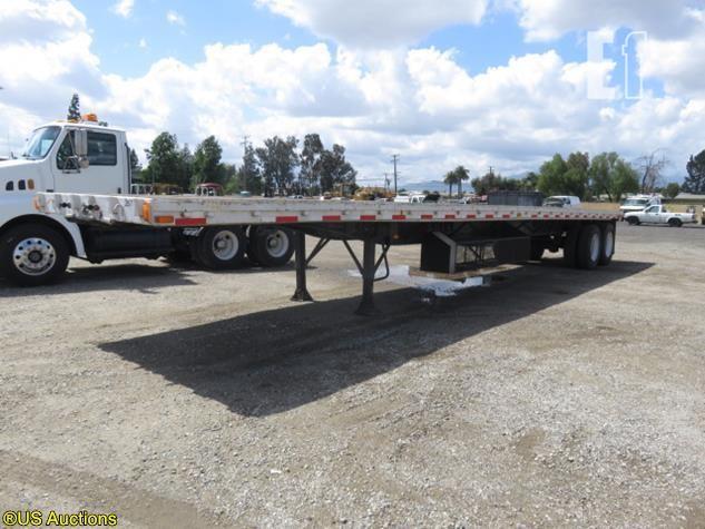 1989 Dorsey Dgtw 84 For Sale In Ontario California Equipmentfacts Com