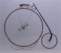 April 12, 2014 Antique & Classic Bicycle Auction