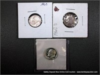 Safety Deposit Box Online Coin Auction # 8 - September 2014