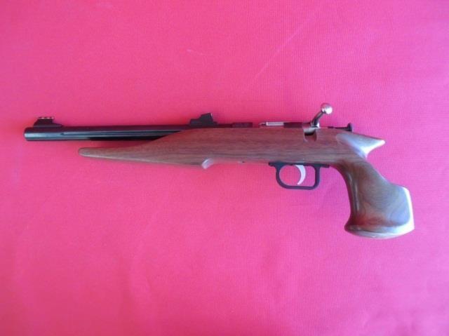 KSA Cricket Hunter Pistol Chipmunk Series  22   Bighorn Auction Co
