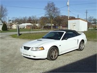 2000 Ford Mustang GT - Giese