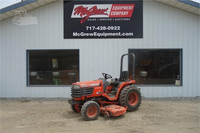 KUBOTA B2400 Auction Results - 1 Listings | MachineryTrader