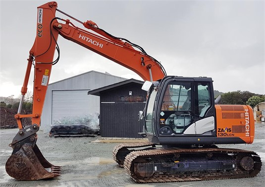 2016 Hitachi ZX130 LCN-5B - Heavy Machinery for Sale