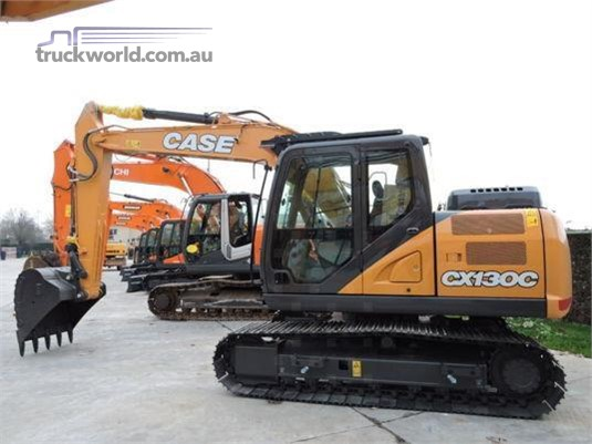 2015 Case CX130C - Heavy Machinery for Sale