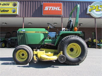 JOHN DEERE 755 For Sale - 16 Listings | TractorHouse com - Page 1 of 1