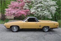 ONLINE ONLY CLASSIC CAR AUCTION