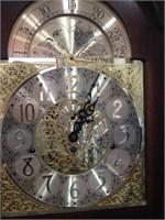 Ridgeway wood grandfather clock