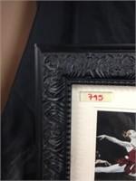 Black 4x6 Photo frames