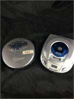 Old School CD Players