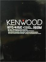 Kenwood 2-way Speakers