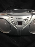 Curtis - Old School Boombox!