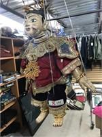 Antique marionette