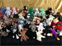 Beanie Babies - Assorted Lot