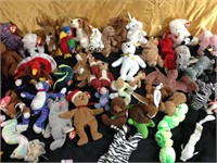 Beanie Babies - Assorted Lot