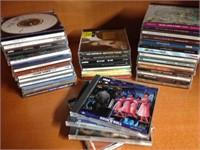 CD's - Old School Throw Backs!