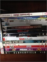 DVD's Assorted Lot