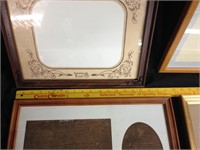 Wooden Picture Frames - Assorted Lot