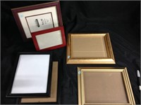 Photo Frames - Assorted Lot