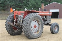 MASSEY FERGUSON 1130 TURBO DIESEL TRACTOR, | Smith Sales LLC