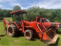 Equipment (Carrier) Auction