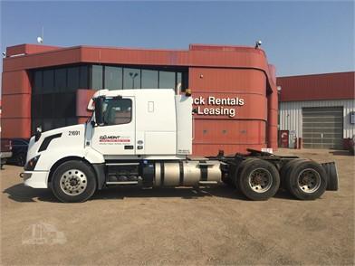 Volvo Trucks Canada >> Volvo Conventional Trucks W Sleeper For Sale In Canada 425