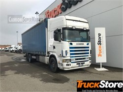 Scania R124  used