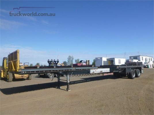1989 Haulmark Flat Top Trailer Trailers for Sale
