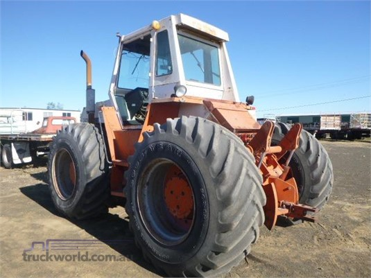 Case Ih other Western Traders 87 - Farm Machinery for Sale