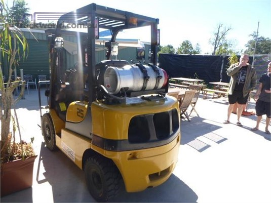 2006 Yale other Western Traders 87 - Forklifts for Sale
