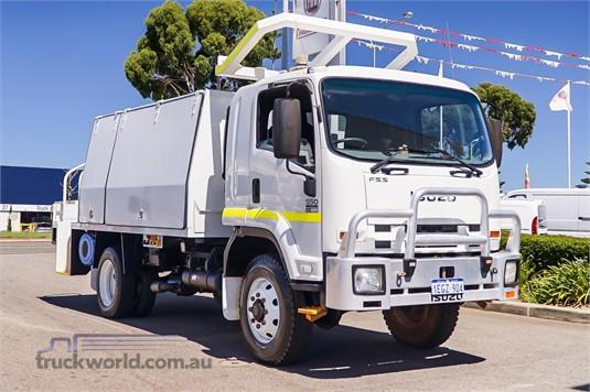 2013 Isuzu FSS 500 4x4 WA Hino - Trucks for Sale