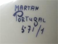 Soupière/Louche en porcelaine, Fait au Portugal