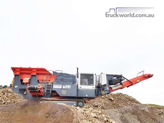 2015 Sandvik other - Heavy Machinery for Sale