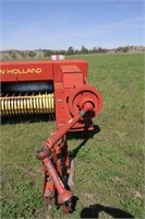 New Holland Sperry Hayliner 276 Square Baler | HiBid Auctions