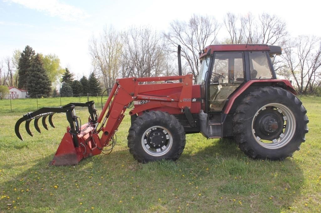 88 Lots | Chuck Waldie Online Farm Auction | HiBid Auctions
