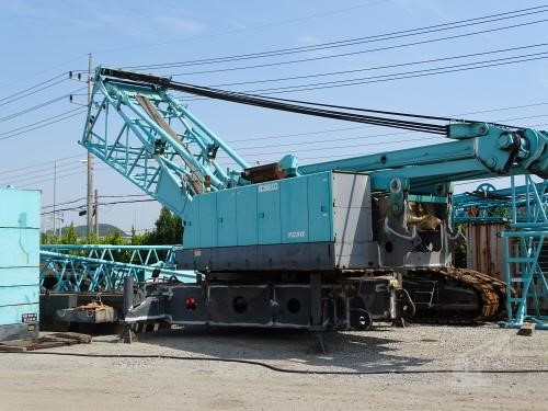 KOBELCO 7250 Cranes For Sale - 7 Listings | CraneTrader com | Page 1