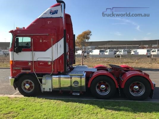 2002 Kenworth K104 Aerodyne - Trucks for Sale