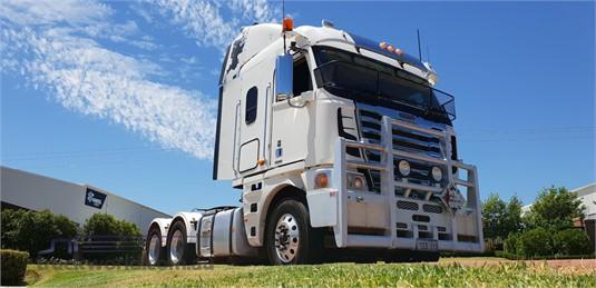 2012 Freightliner Argosy Trucks for Sale