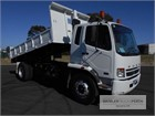 2010 Fuso other Tipper