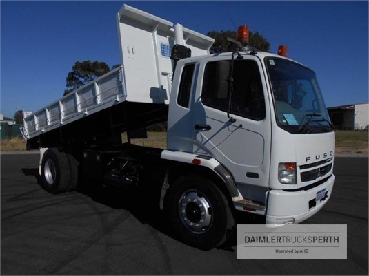 2010 Fuso other Daimler Trucks Perth - Trucks for Sale