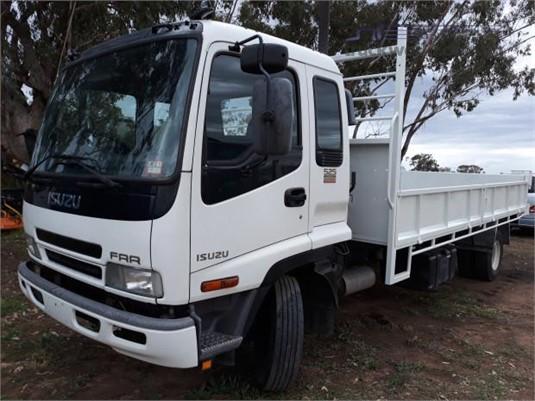 2007 Isuzu FRR 525 Long - Trucks for Sale