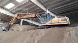 CASE CX290  Uzywany