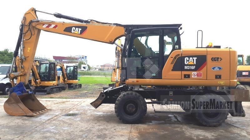 Caterpillar M316F Uzywany 2016