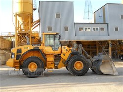 Volvo L180g  used