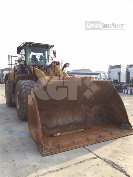 Caterpillar 966M XE Usato 2015