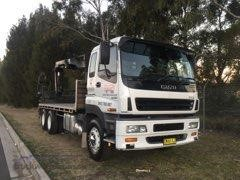 2002 Isuzu CXZ Trucks for Sale
