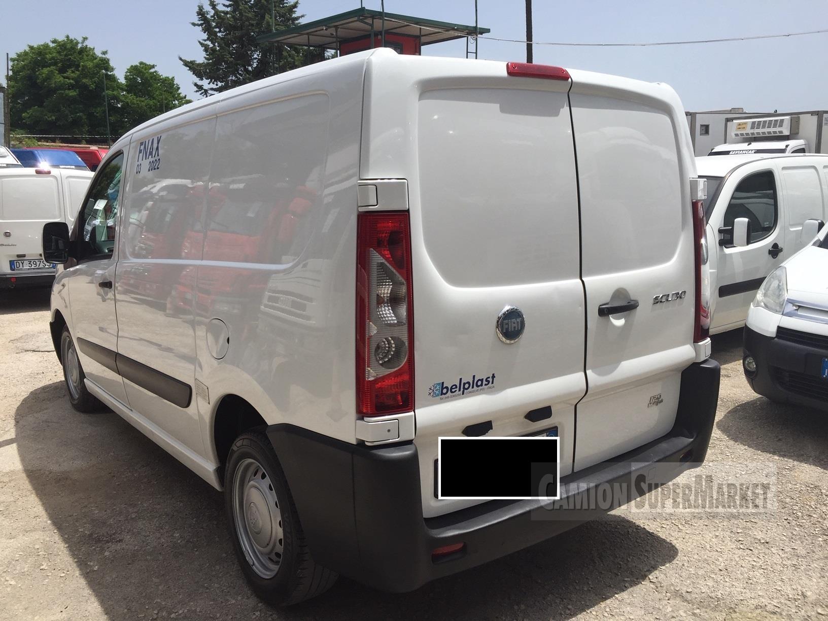 Fiat SCUDO Usato 2007 Campania