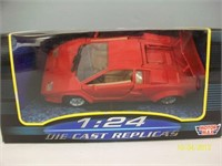 Diecast Stock Car & Collectibles Auction - September 26th @