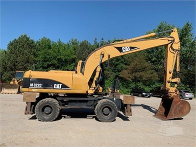 CATERPILLAR M322 For Sale - 37 Listings | MachineryTrader